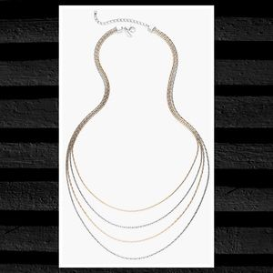 Chico's Corinne Multi Necklace